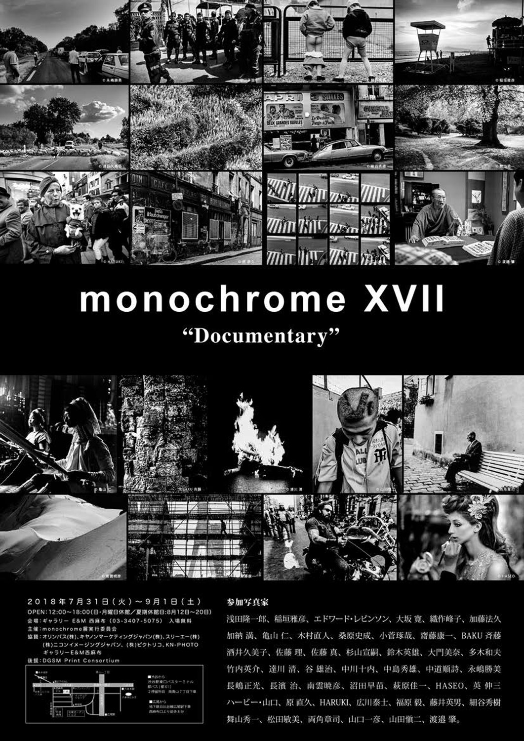 monochrome XVII [Documentary]