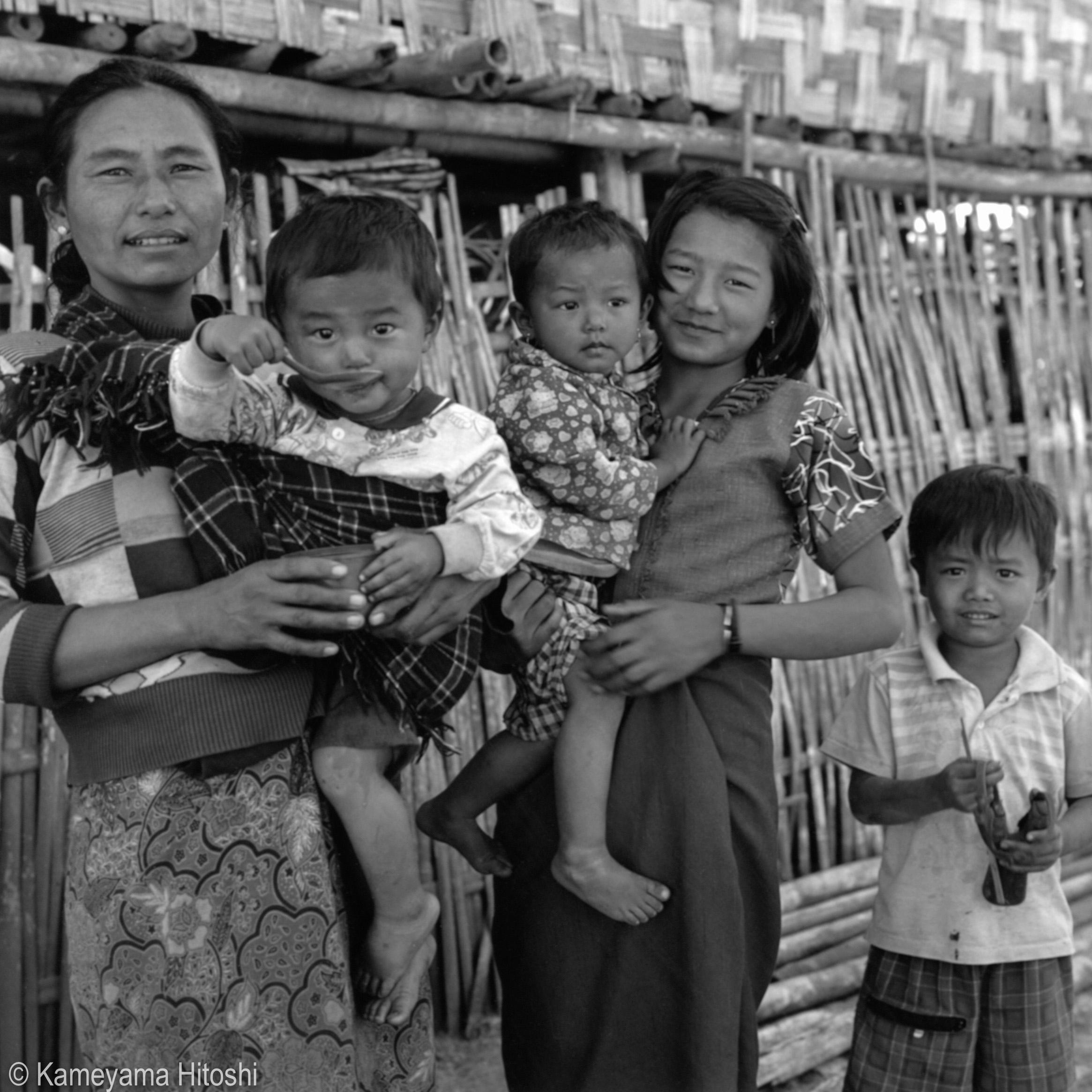 2021年4月に写真展「日常のミャンマー」